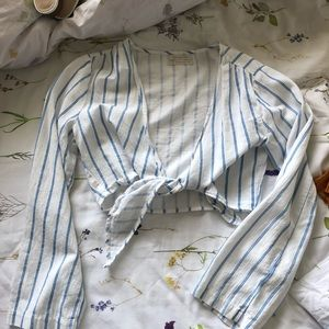 Urban Outfitters Sailor Top